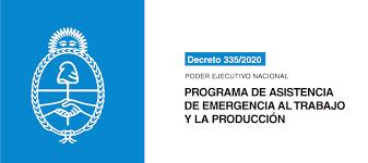 Programa de emergencia del trabajo y la producción